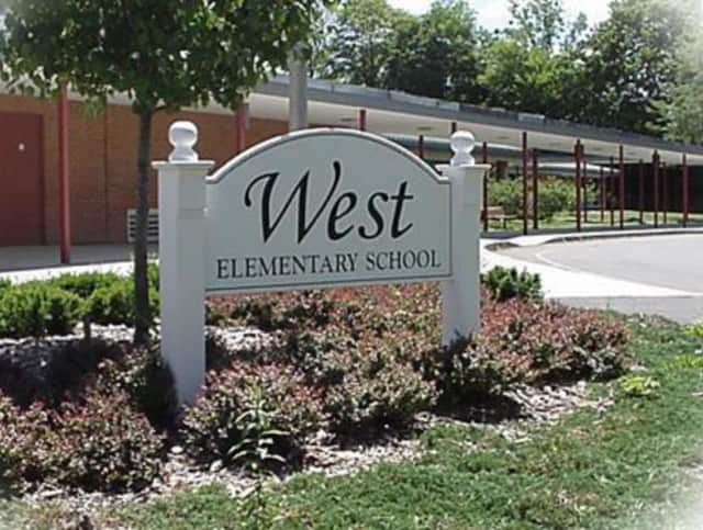 A student from West Elementary School in New Canaan died over the weekend.