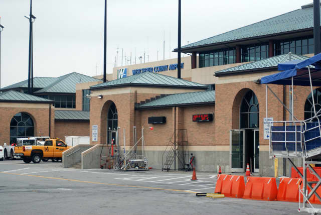 Westchester County Airport in White Plains is one of 75 airports eligible to apply for five grants $40 million to make improvements to the facility.