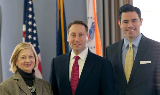 County Executive Astorino issued a call for all county residents to be cautious this weekend in the extreme cold and bitter wind.