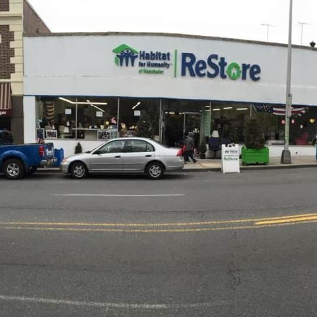 Westchester County Habitat For Humanity runs ReStore, a nonprofit home improvement store and donation center in New Rochelle.