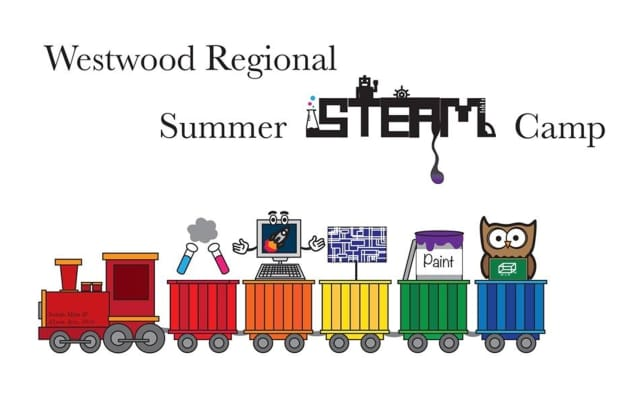 Registration is now open for the Westwood Regional Summer STEAM Camp.