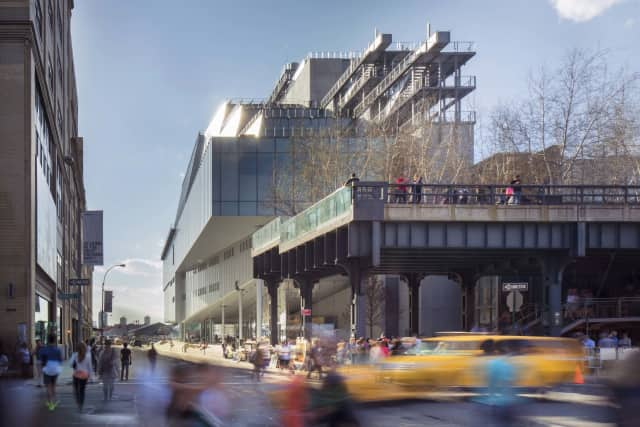 The Whitney Museum of American Art is the focus of the DCA's lecture series