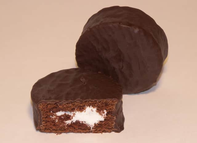 Ding Dongs are just one brand of Hostess snack cakes the company is recalling due to the possibility of undeclared peanut residue.
