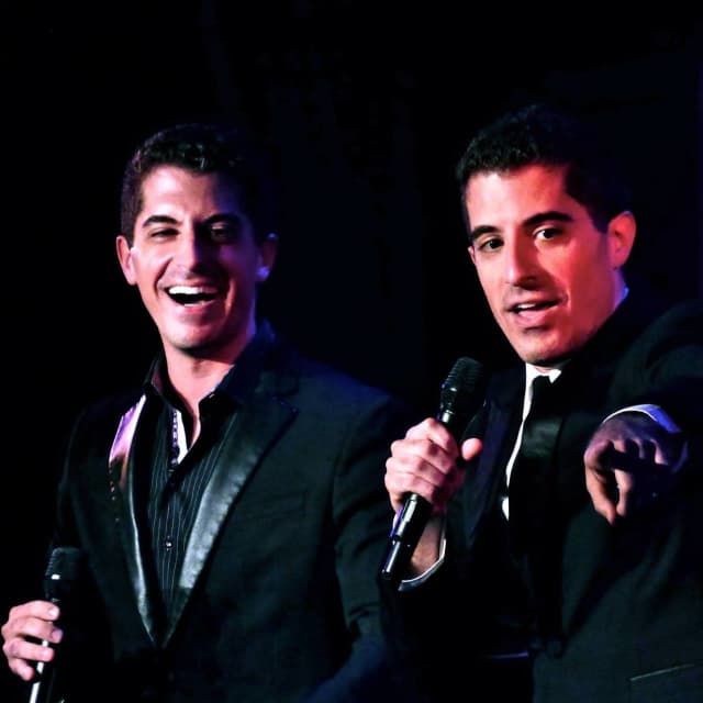 Will and Anthony Nunziata are bringing their act to Don Bosco Prep April 9.