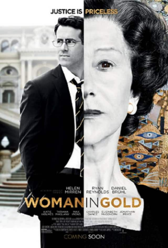 'Woman in Gold' is one of the September films at the Ferguson Library.