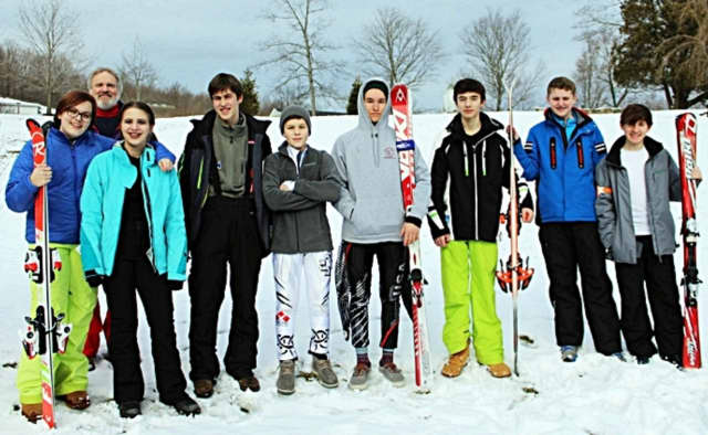 The Wooster School Ski Team finished second overall at the Berkshire-Hudson Ski League Championship.