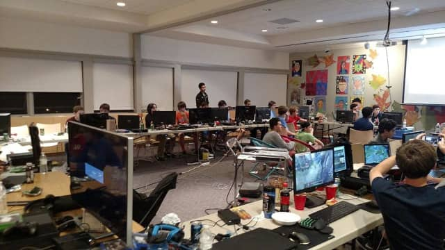 Students at the Wooster School in Danbury are taking part in a gaming marathon to raise money for the Children's Miracle Network Hospitals.