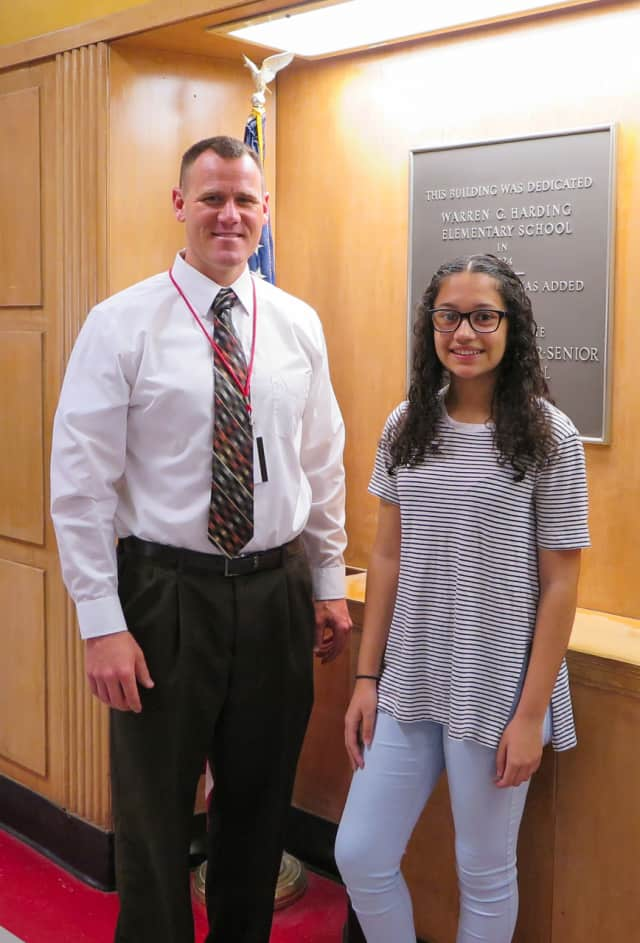 Bergenfield seventh-grader Amal Yazeji has achieved Highest Honors at the national level in the WordMasters Challenge.