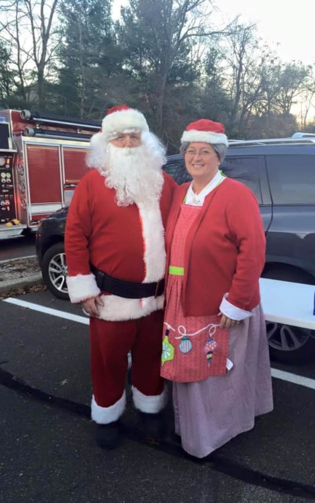 Santa Claus and Mrs. Claus will be traveling around Wyckoff Dec. 2.