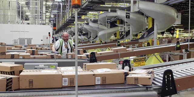 Amazon workers plan on striking, according to reports.