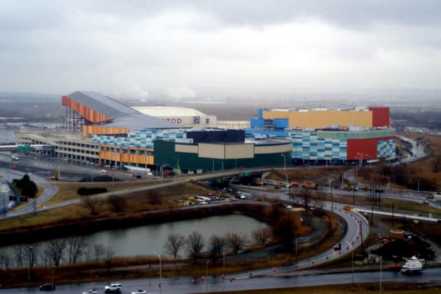American Dream Meadowlands in East Rutherford.