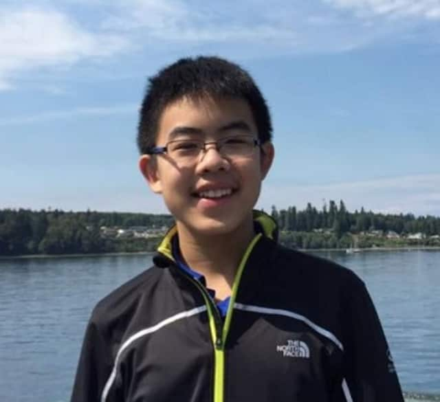 Richard Xu recently took top honors at a statewide competition by answering all 10 questions correctly in a tie-breaker round.