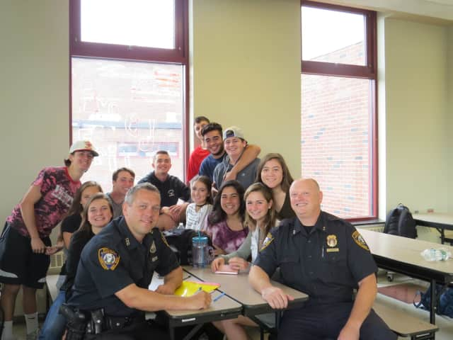 Yorktown students will have an open dialogue with the Police Department by taking part in a new law enforcement club.