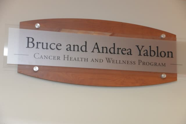 The Bruce and Andrea Yablon Cancer Health and Wellness Program will provide free cancer support services to the community.