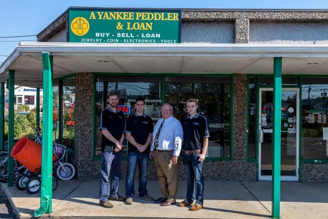 A Yankee Peddler & Loan