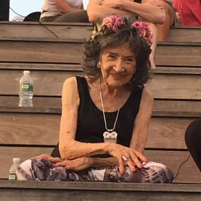 At 98, Tao Porchon-Lynch of White Plains, is said to be the world's oldest yoga instructor. She was recently featured in The New York Times.