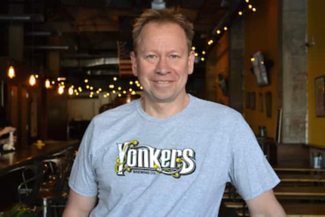 Dave Hartmann has been named the new brewmaster of Yonkers Brewing Co.