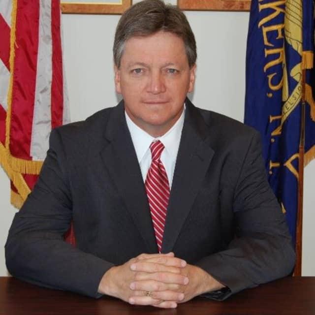 Former Yonkers police commissioner Edmund Hartnett.