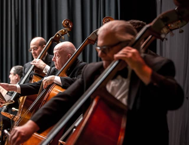The Yonkers Philharmonic Orchestra will perform a free concert on Sunday, Feb. 28.