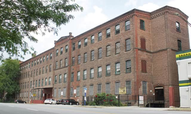 The Weaving Building is part of RJ Rose Realty's plan to turn Nepperhan Avenue in Yonkers into an arts district.