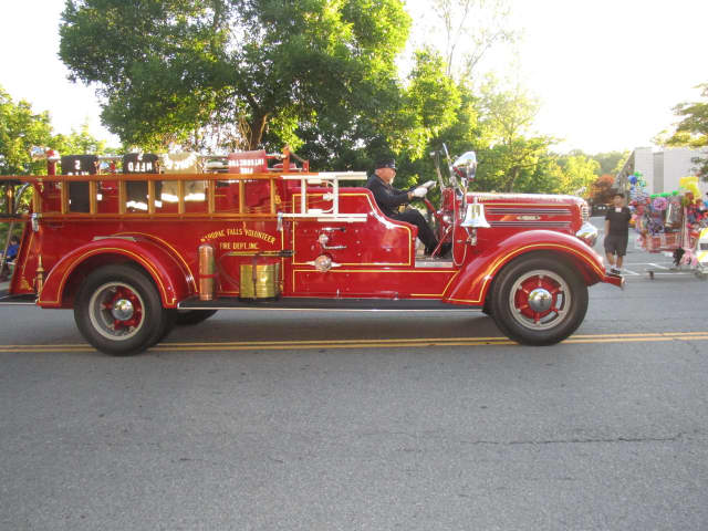 Visitors to the annual Mahopac Falls Volunteer Fire Department Open House will have a chance to check out all the department's vehicles.
