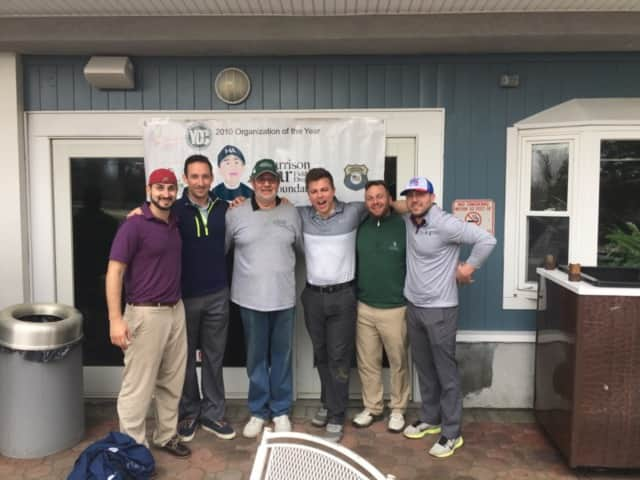 Alumni from Yorktown High's lacrosse team held their annual Good Friday golf outing on March 25 at Putnam National Golf Course.