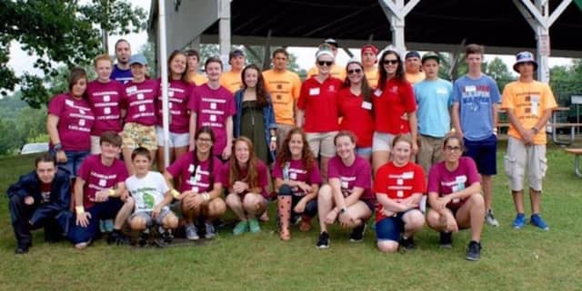 4-H teen leaders get ready for the upcoming fair.