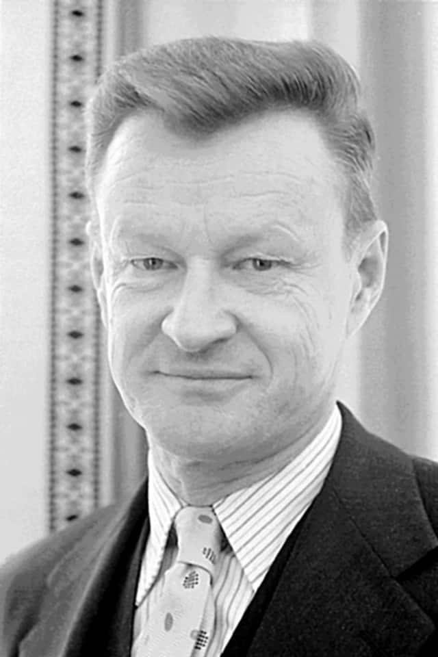 Zbigniew Brzezinski formerly of Englewood.