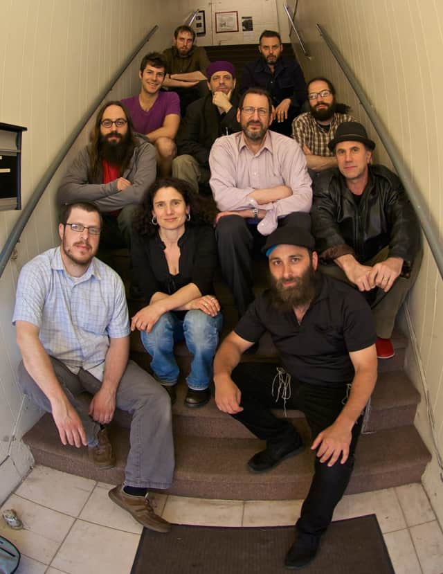 The Zion80 band.