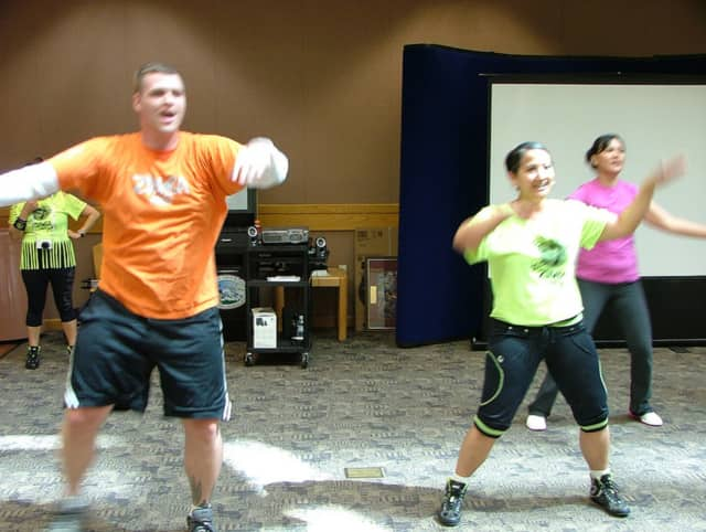 Zumba classes are coming to West Milford.