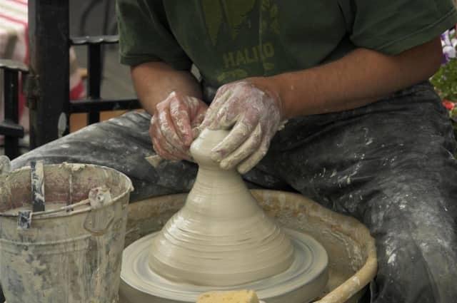 Wortendyke Pottery Studio is hosting its holiday sale Dec. 6.
