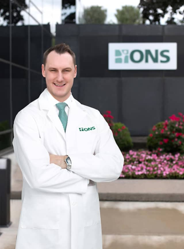 Mark Yakavonis, MD, orthopedic foot and ankle specialist.