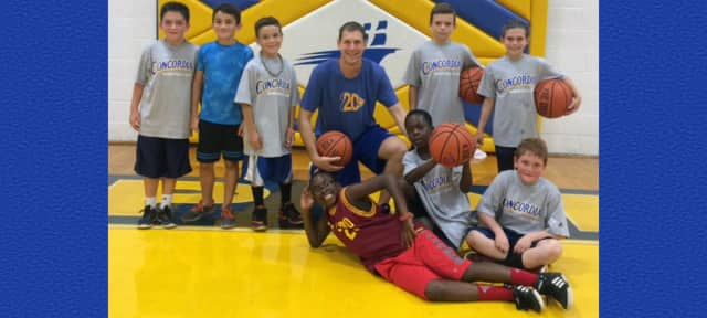 The sixth annual Friday Night Clinics season was hosted by the with Concordia men's basketball team.