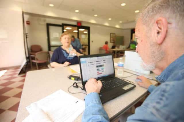 AARP is offering tax assistance for senior citizens at the Clifton Library.