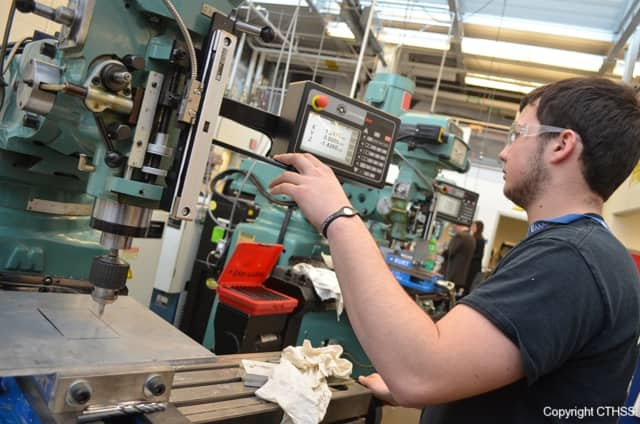 Naugatuck Valley Community College will offer information sessions about its manufacturing technology program at Henry Abbott Tech in Danbury.