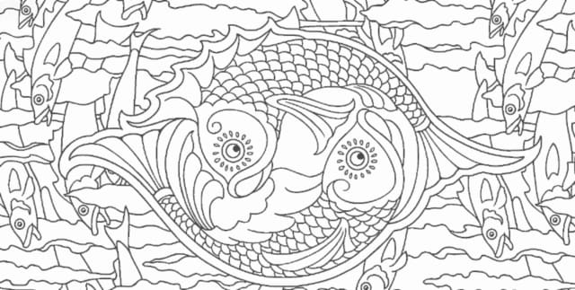The Fairview Library's Coloring Club for Adults is meeting June 15 and 29.
