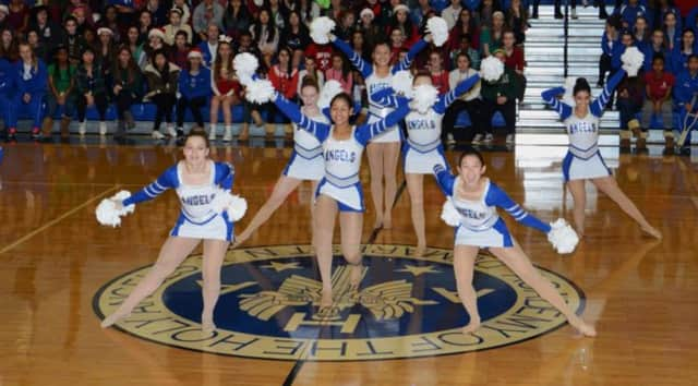 Academy of the Holy Angels (AHA), an all-girls parochial school in Demarest, is celebrating 50 years on its current campus and honoring Principal Jennifer Moran on April 22 at the Rockleigh Country Club.