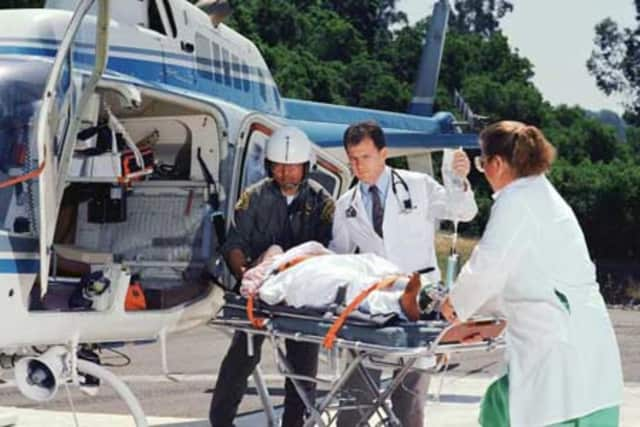 The Weston Volunteer Fire Department will hold a helicopter training exercise tonight with Sky Health.