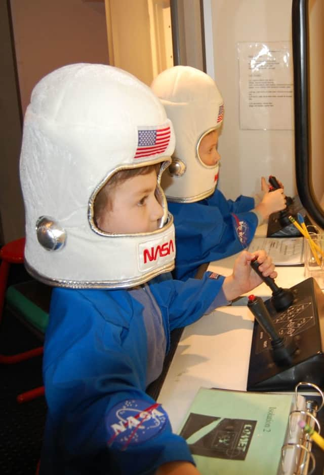 The Town of Ramapo Challenger Center offers simulated public missions to space.