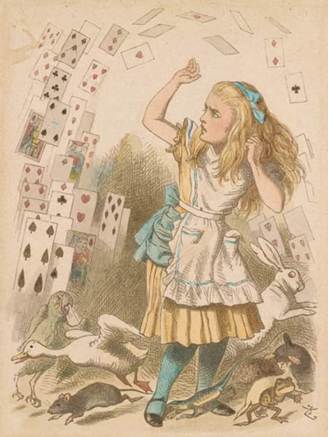 Ridgefield Library will host a trip to New York City for The Morgan Library & Museum's Alice: 150 Years of Wonderland exhibit.
