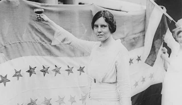 Sen. Diane Allen is sponsoring a resolution that urges Congress to posthumously award the Congressional Gold Medal to New Jersey native Alice Paul.
