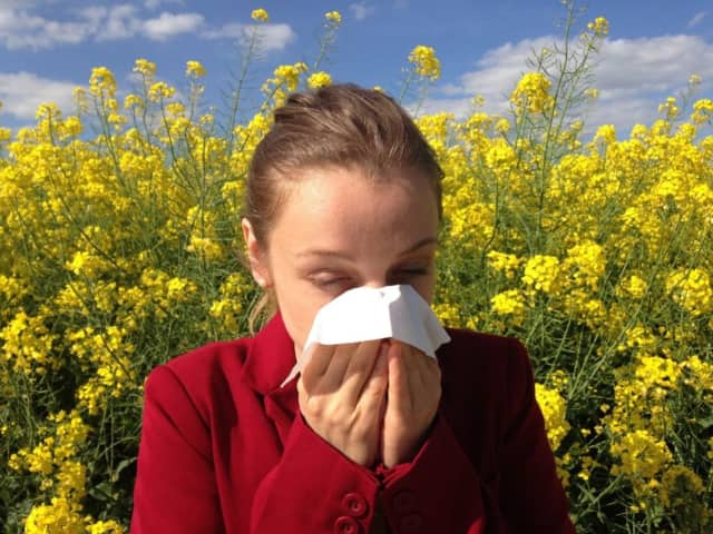Suffering from allergies this spring? The Valley Hospital shares several simple tips on how to minimize sneezes, sniffles and runny noses during peak season.