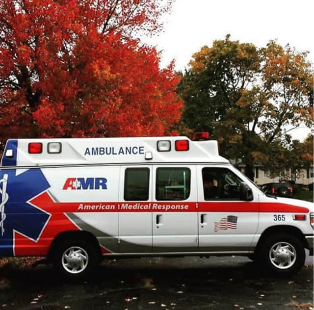 A Bridgeport woman who tried to hijack an ambulance was arrested Saturday, police said.