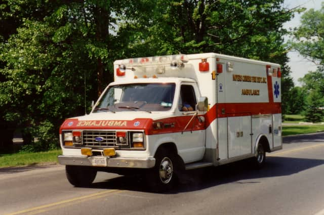 The number of EMS volunteers in Wallington is declining.