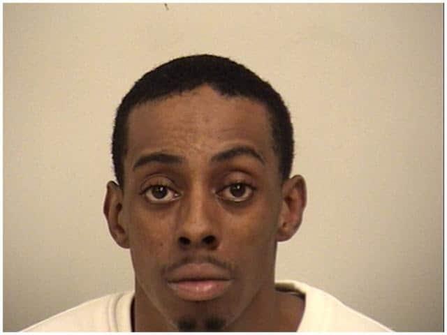 Damian Bullock was arrested when he tried to return stolen merchandise to a store, Westport police said.