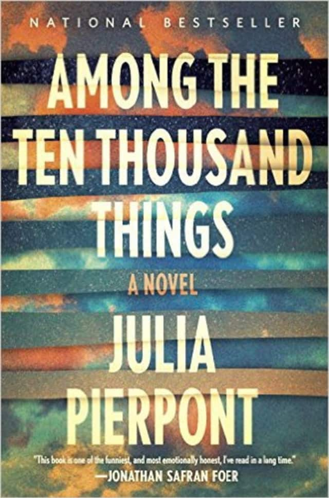 """Among the Ten Thousand Things,"" a debut novel, is the focus of the Norwood Public Library's Evening Adult Book Talk July 25."