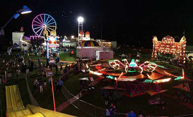 The South Salem Fire Department's annual carnival will run from Wednesday to Saturday.