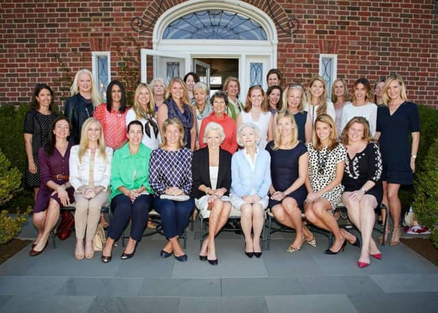 The Greenwich Historical Society's Antiquarius 2015 committee