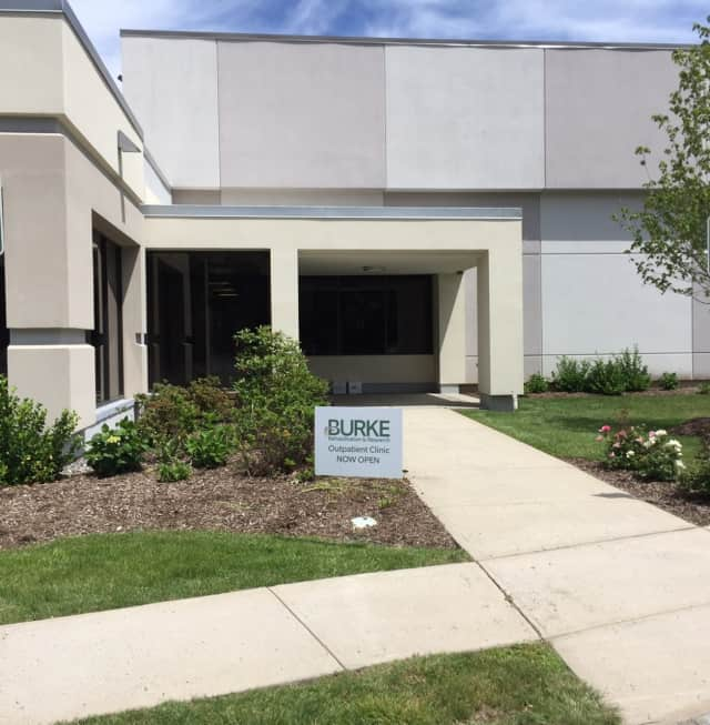 Burke Rehabilitation Hospital recently opened a new office in Armonk.