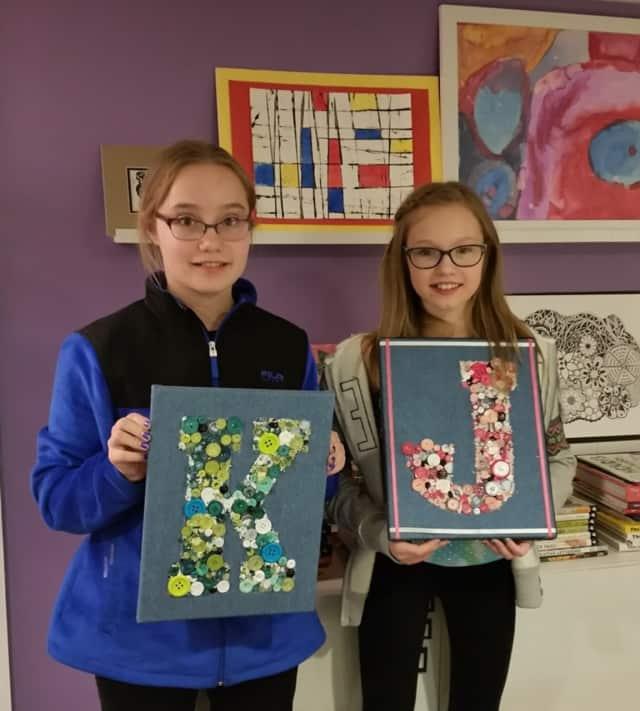 Explore art at the Edith Wheeler Memorial Library in Monroe.